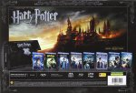 coffret blu ray harry potter