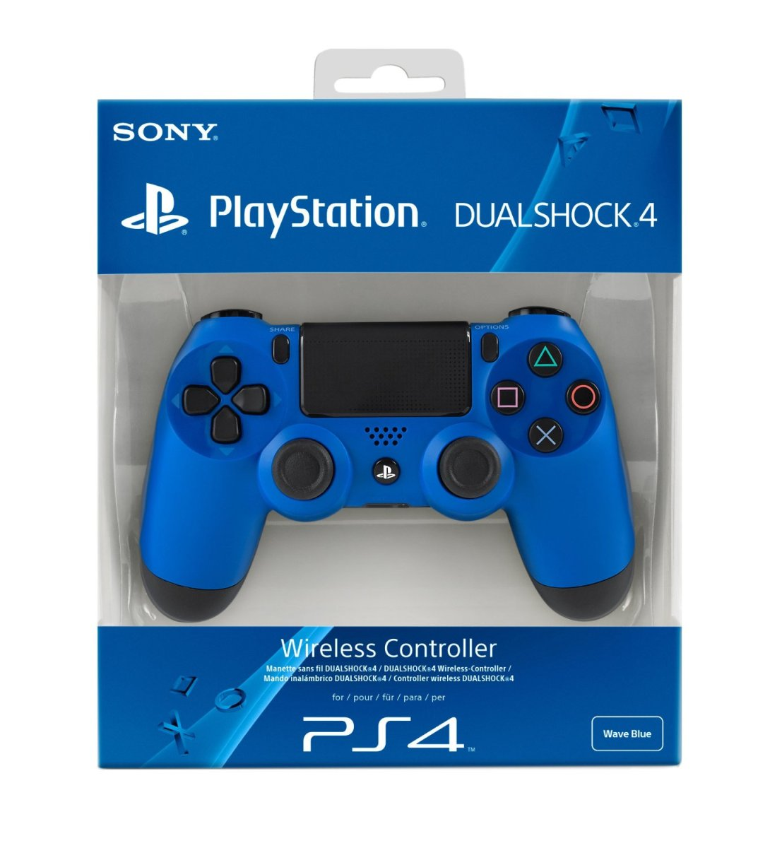 DS4 bleue 2