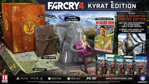 far cry 4 100e (80 pendant 2 jours)