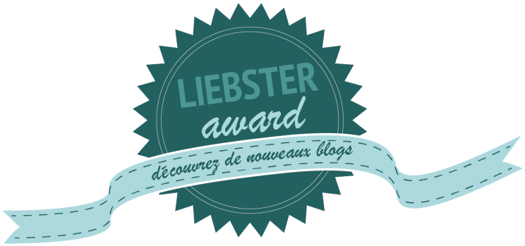 [Liebster Award] Session découverte